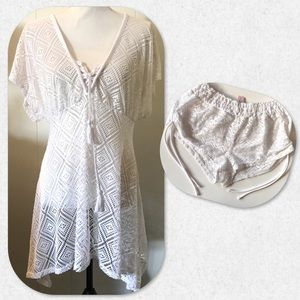 Swimsuit Cover Up Set